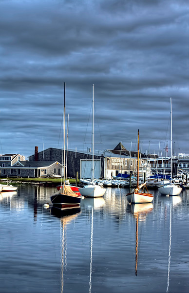Wychmere Harbor<br /> Harwich Port, MA<br /> Image #:5031