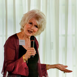 Diane Rehm at WE CAN event