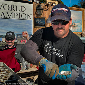 World Champion in Wellfleet, Chopper Young, 2010 [Michael A. Karchmer]