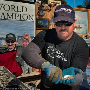 World Champion in Wellfleet, Chopper Young, 2010 [Michael A. Karchmer]