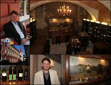 Meet Peter Vesenjak, Director and General Manager of Hosting.  He combines the best of the Old World and the New World - a rich interest in history, tourism, entrepreneurial business,  cultures, food and wines while welcoming guests from around the world. Ptuj is highly regarded for its wines having a head start of several centuries.