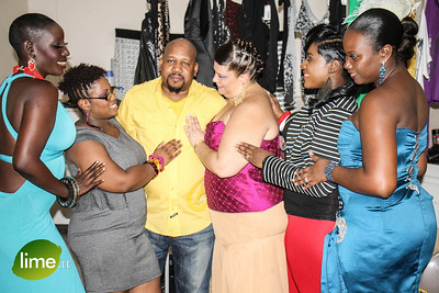 Caribbean Fashion Plus Week POP UP Photo-shoot