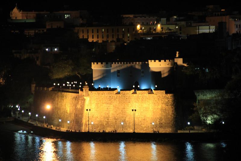 San Jaun Fort