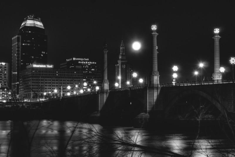 Memorial Bridge - left