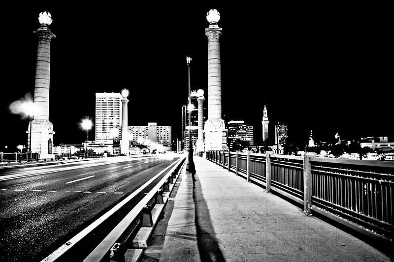 Memorial Bridge, Springfield, MA
