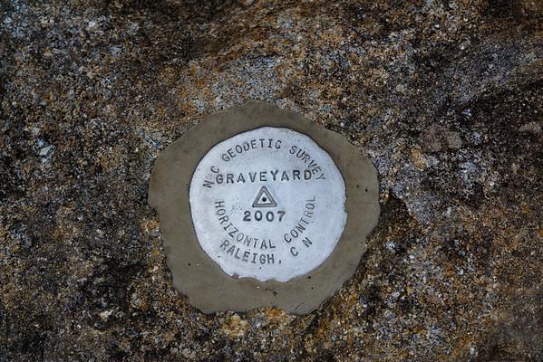 Surveyor's Marker