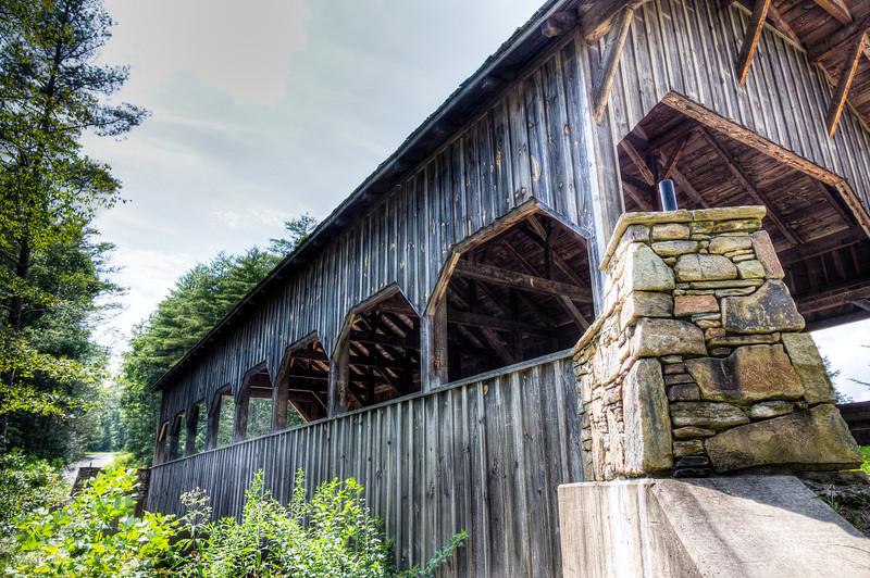 Dupont's Covered Bridge