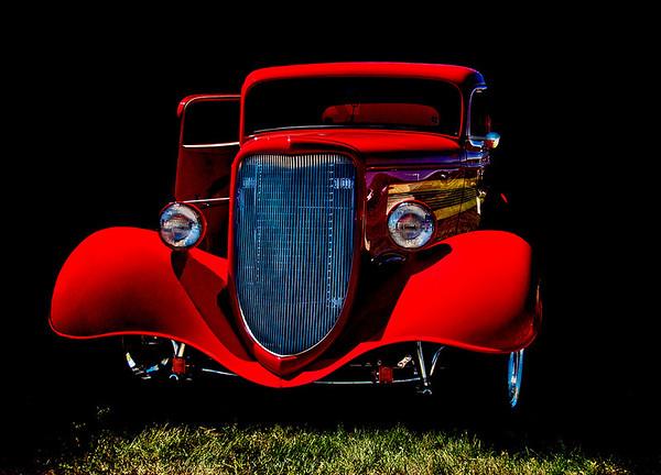 1934 Chevrolet Good Guys Car Show Loveland Colorado 2010