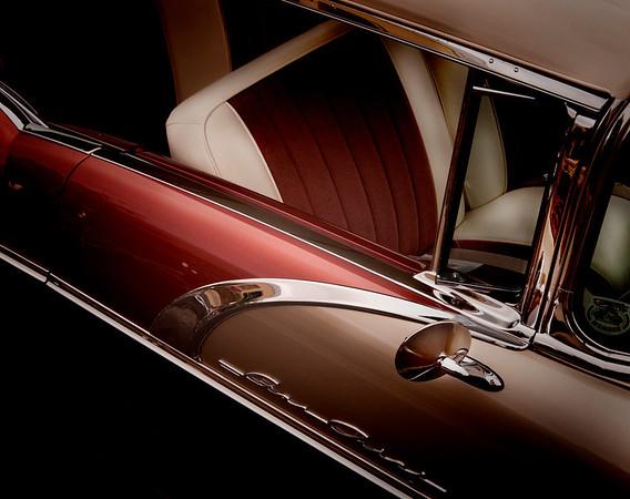 1956 Pontiac Star Chief All American Car Show Loveland, Colorado