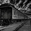 """""""Train to No Where"""" Best of Show Photo"""