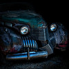 1940's Cadilac Convertible<br /> I found this car tucked away in an old barn<br /> near Berthoud Colorado