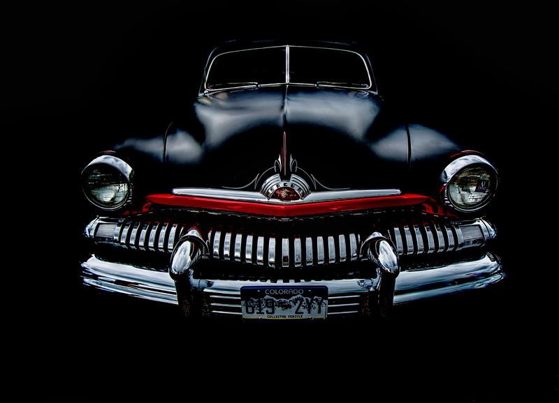 1950's Mercury