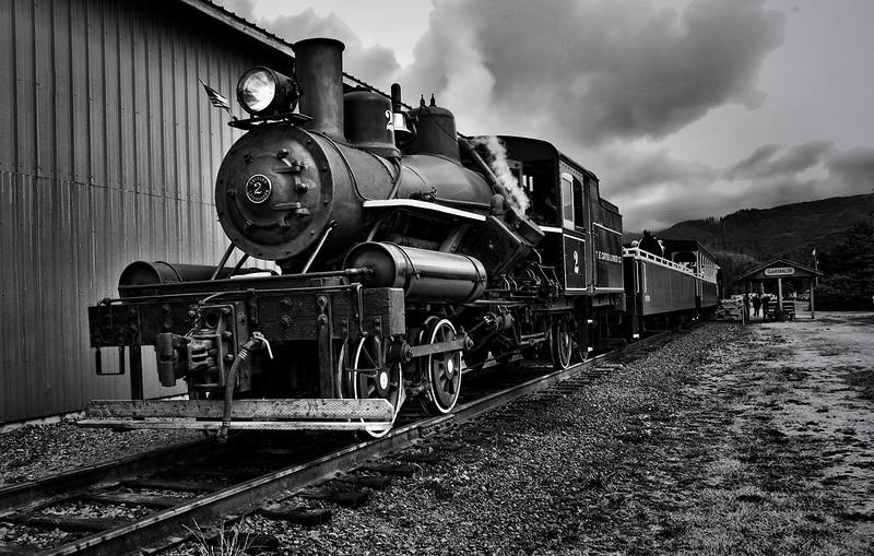 Heisler Locomotive Heisler Steam Locomotive