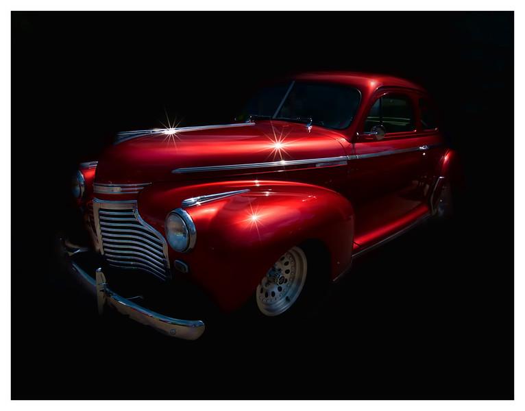 1941 Chevrolet<br /> Johnstown Colorado Car Show