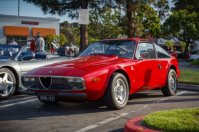 Is it just me or does this Alfa look bent?