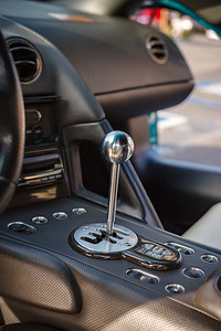 You had me at manual transmission...but I think I prefer the size of the R8's gated shifter.