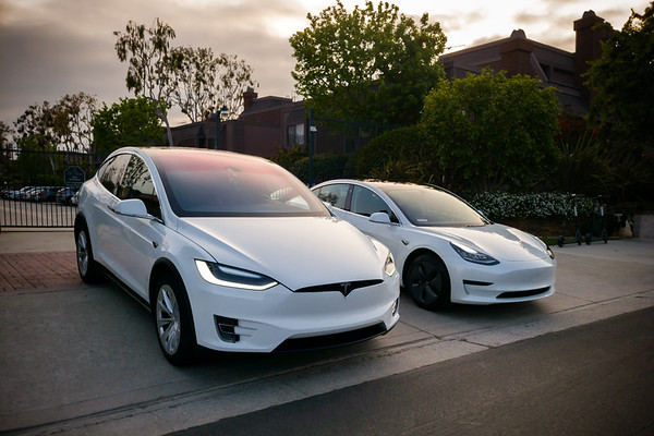 We took delivery of Model X just over ten years after we left our Marina del Rey townhome.  My NSX is the only car we still have from our time living here.  I would have preferred snapping a photo in the lot where I have previously taken shots of our cars, but we obviously no longer have an entry remote for the complex gates.