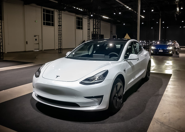"""Tesla realized that the high number of day 1 reservations for their Model 3 would lead to production and eventually delivery bottlenecks.  It's hard to believe that """"day 1"""" was over two years ago..."""