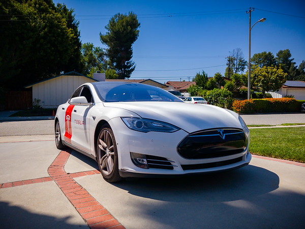JUNE - It's time for another visit from Tesla Mobile Service