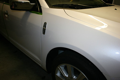 Detail Lincoln MKZ