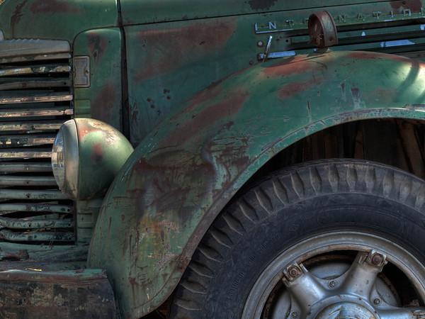 Casa de Fruta - Green Truck