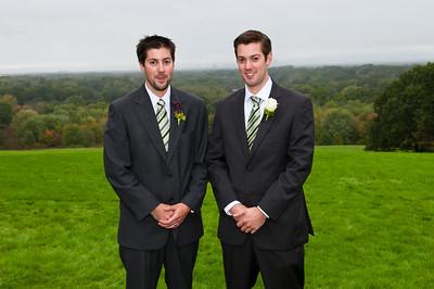 Cassandra & Brendan Wedding Oct 1 2011