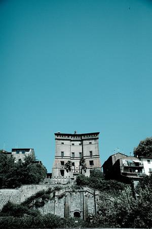 Castello Ruspoli, 2009