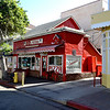 Pizza next door to the Glenmore Plaza Hotel in Avalon on Catalina Island