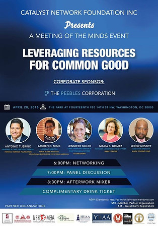 Catalyst Network Foundation Event