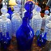 Pretty Blue Bottles