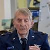 World War II Pilot at Lyons Air Museum in Costa Mesa, CA