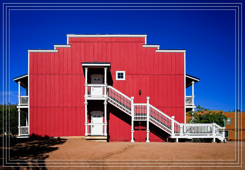 Bison Buildings