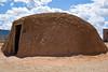 AZ-Tuba City Area-2008-09-01-0001<br /> <br /> Navajo Hogan.