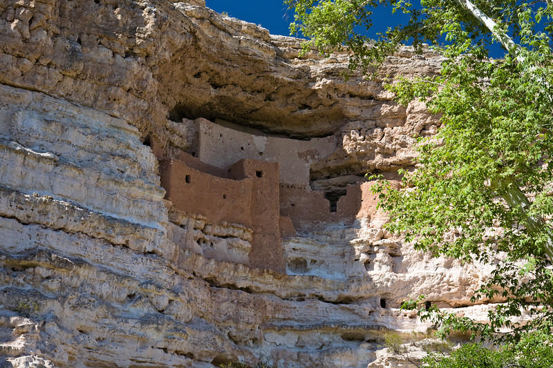 AZ-I17-Exit 289-Montezuma Castle National Monument-2011-05-29-0001<br /> <br /> Always looking to improve on an existing shot...