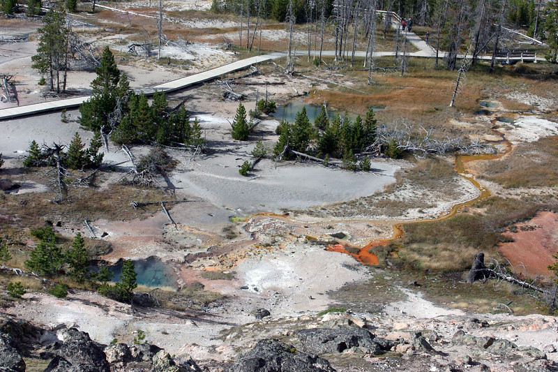 WY-Yellowstone NP-Artists Paintpots Area-2005-09-02-0008