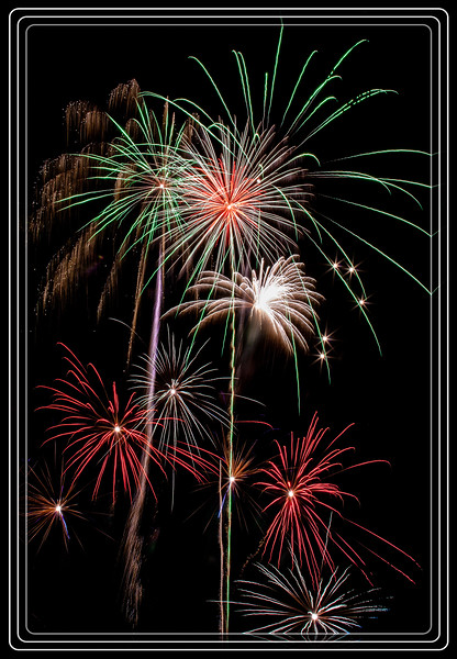 Fireworks  - July 4th