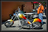 """Someone Admiring this Fine Mortorcycle...  </font> <a href=""""http://www.rickwillis-photos.com/Portfolio/Best/Hidden-Photos-Without-Frames/26709550_DZD78d#!i=2321978381&k=WNWm9Fk""""> <font color=""""Red""""> Link to Photo Without Frame </a> </font>"""