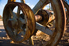 Mining Equipment<br /> <br /> This look like a cam used in a stamp mill...