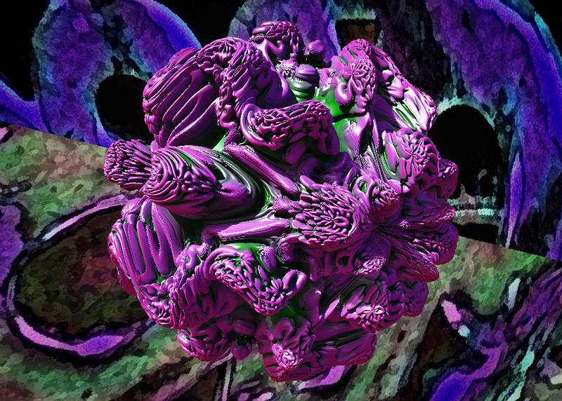 Microscopic Spores