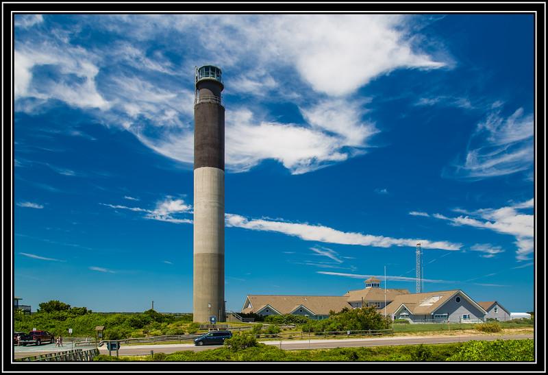 Oak Island Lighthouse