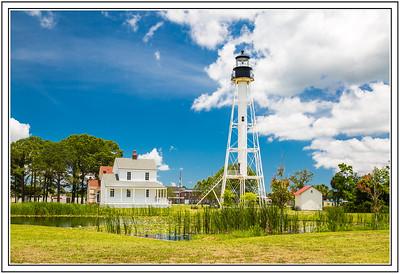 Cape San Blas Lighthouse
