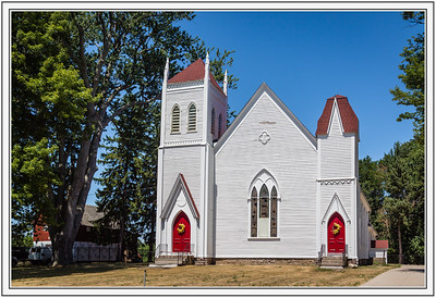 Methodist Episcopal Church - est. 1878