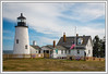 Pemaquid Point Light -  Lighthouse Park
