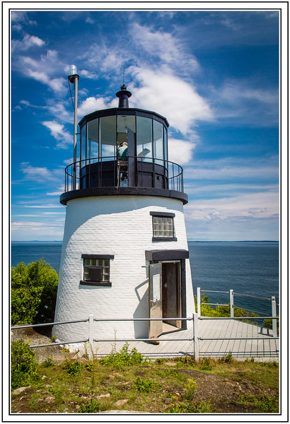 "Alphabet Challenge – ""O"" is for ""Owls Head Light"""