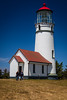 Cape Blanco State Park - Lighthouse