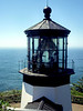 """V-OR-Cape Perpetua-1996-07-13-S0003  <a href=""""https://www.rickwillis-photos.com/Photography/Categories/Lighthouses"""" target=""""_blank"""">Link to Other Lighthouses</a>"""