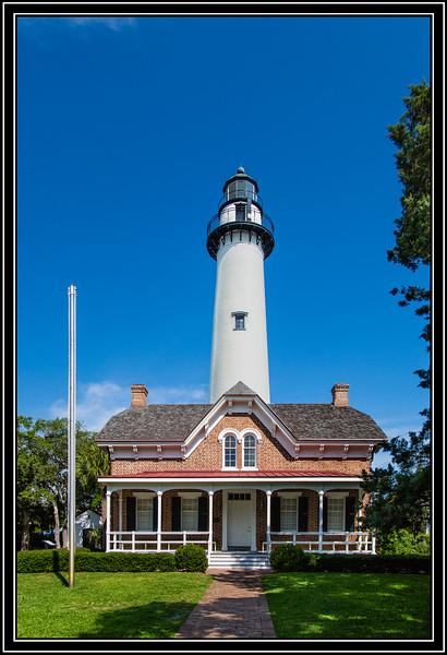 Saint Simons Island Lighthouse Museum