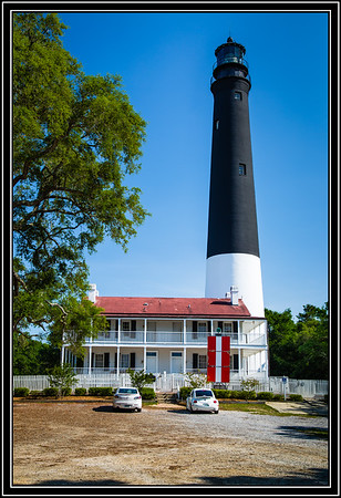 Pensacola Lighthouse & Keeper's Quarters
