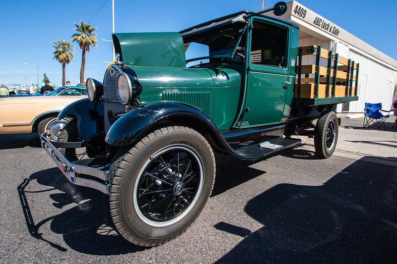 1928 Ford Stake Bed