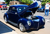 AZ, Williams Car Show<br /> 1939 Ford Coupe